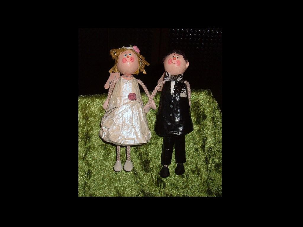 Schutzengel für Brautpaare